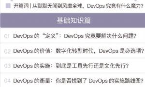 DevOps实战笔记