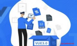Vue3.0+TS打造企业级组件库 快速掌握Vue3企业实际应用|完结无秘|百度云下载