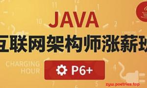 Java进阶主流java技术与热门开源项目框架中间件项目视频教程