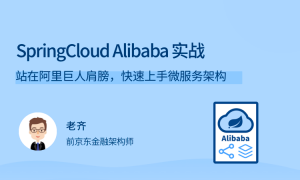 SpringCloud Alibaba 实战