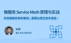 微服务Service Mesh原理与实战